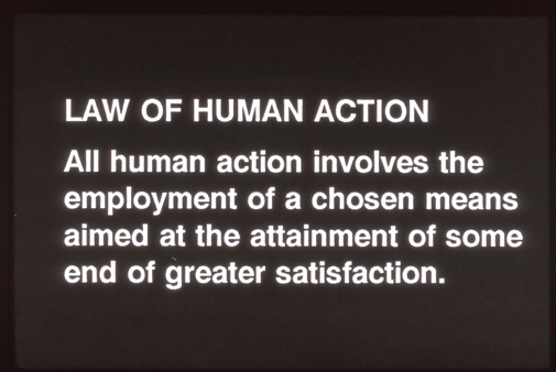 law-of-human-action